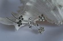 Biżuteria do włosów na ślub