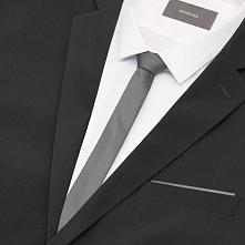 Krawat - Szary