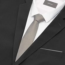 Krawat - Beżowy
