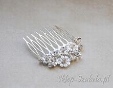 Biżuteria do włosów na ślub...