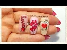 Valentine's Nails 2...