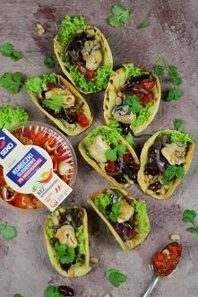 Tacos  z rybą - przepis po ...