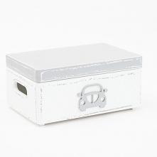 słodkie pudełko z autkiem