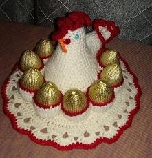 Wielkanocny kurczak