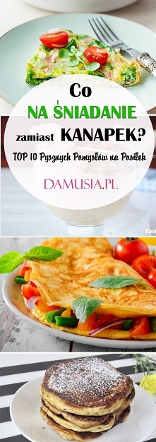 Co na Śniadanie Zamiast Kanapek? TOP 10 Pysznych Pomysłów na Posiłek do Szkoł...