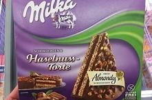 Tort orzechowy Milka ! Kto ...