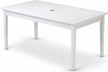Stół Drachmann biały 156 cm