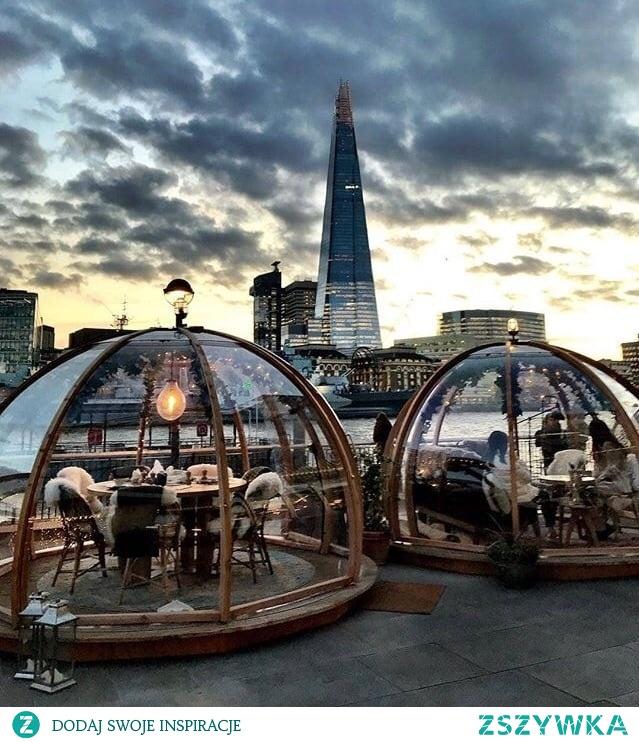 być teraz w Londynie... :)