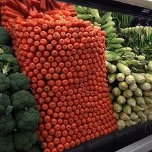 Proszę docenić marchewkę. B...