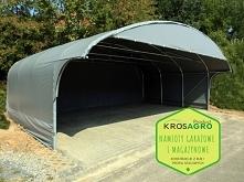 ✅ Namioty garażowe i magazy...