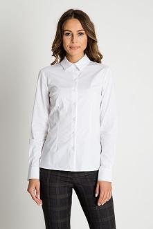 Klasyczna biała koszula BIALCON