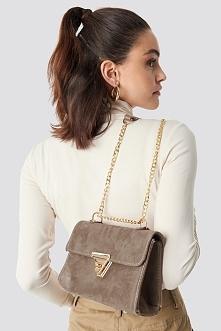 Trendyol Mink Shoulder Bag - Brown,Beige