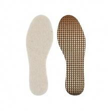 Termoizolacyjne wkładki do butów wełna owcza rozmiar 33