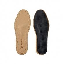Skórzane wkładki do butów na płaskostopie poprzeczne rozmiar 39/40
