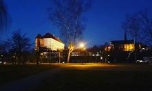 Nocne widoki w Sandomierzu