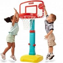 Koszykówka jest szybka w montażu i posiada regulację wysokości, aby idealnie dopasowywać ją do wzrostu dziecka. Zestaw wyposażony został w duzy pasek, na którym można zaznaczać ...