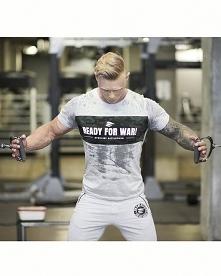 Koszulka męska Ready for WAR