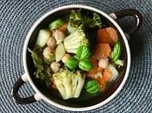 Zupa warzywna z soczewicy t...