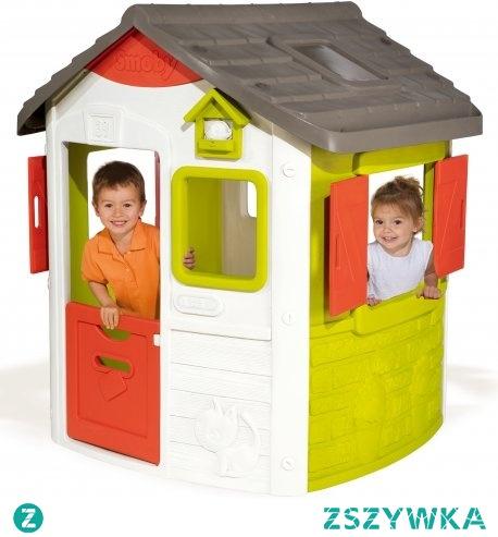 Neo Jura to nowość w ofercie Smoby! Modułowy domek ogrodowy dla dzieci może zostać rozbudowany o całą gamę akcesoriów.