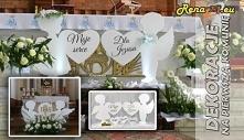 dekoracje na Pierwsza Komunię rena24.eu