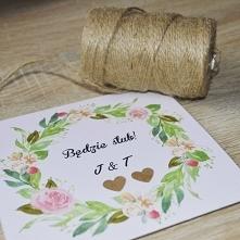 zaproszenie na ślub, urodziny, komunie.  więcej na poligrafiapr@interia.pl #w...