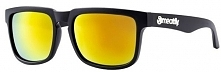 Meatfly Okulary Przeciwsłoneczne Memphis Sun Okulary A- Black Matt