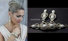 komplet biżuterii ślubnej  ...