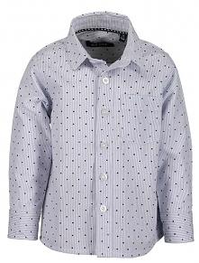 Blue Seven Koszula Chłopięca 80 Biały/Niebieski