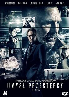 Umysł przestępcy (2016)  dramat, akcja, kryminał  Historia Agenta CIA, zabite...