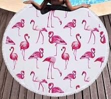 Świetne okrągłe ręczniki dostępne u nas! ♥ Wpadajcie na zakupy: swagshoponlin...