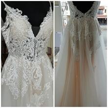 Co myślicie o tej sukni ślu...