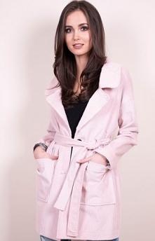 Wiosenny płaszcz damski