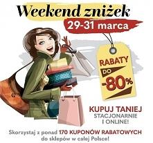 Weekend zniżek 2019 - pozna...