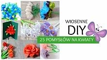 Kwiaty DIY