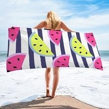Świetne ręczniki plażowe do...