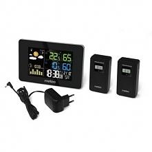 Stacja pogody METEO SP68S ciśnienie, prognoza pogody z dwoma czujnikami