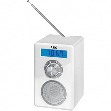 Radio z Bluetooth AEG MR 4139  białe