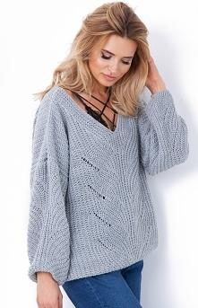 Fobya sweter oversize F641 ...