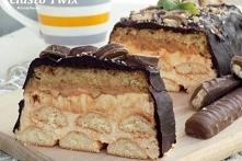 ciasto Twix