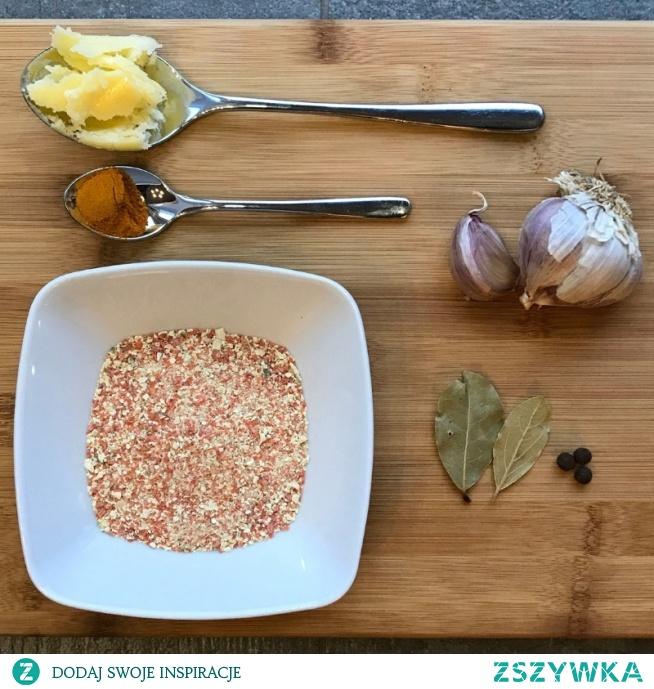 Bulion w 3 minuty doskonały do wszystkich zup typu krem. Więcej po kliknięciu w zdjęcie.