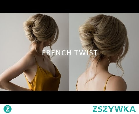 HOW TO: FRENCH ROLL UPDO HAIRSTYLE ✨ Perfect for Prom, Weddings, Work