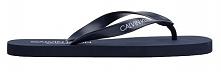 Calvin Klein Męskie Km0Km00341 Ff Sandal Z Km0Km00341 -445 Blueshadow (Rozmia...