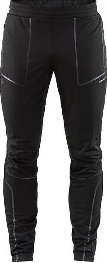 Craft Spodnie Męskie Sharp Pants Czarne M