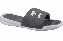 Under Armour Under Armour Playmaker Fixed Strap Slides 3000061-101 40 Szare
