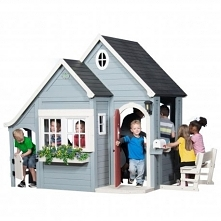 Domek dla dzieci ogrodowy W...