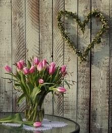 Bukiet tulipanow