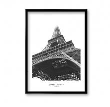 Wieża Eiffla - plakat