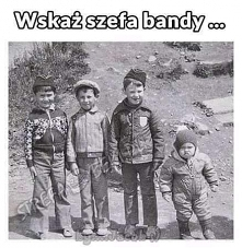 Banda podwórkowa :)