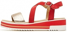 Igi & Co Damskie Sandały 36 Czerwony