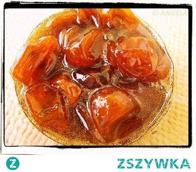 Karmelizowane kumkwaty - Caramelised Kumquats - Mandarini cinesi caramellati  (po przepis kliknij na foto)